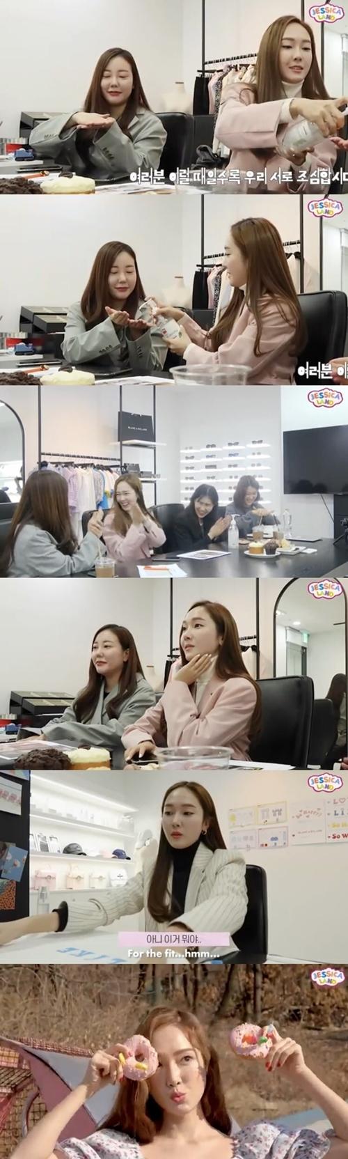 原少女时代郑秀妍的近况! 作为时尚总监的活跃程度如何?