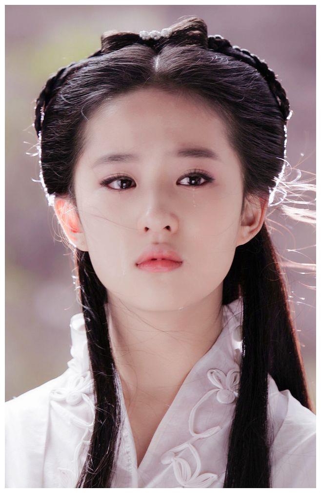刘亦菲的小龙女,佟丽娅的赵飞燕,娜扎的貂蝉,统统不如她惊艳