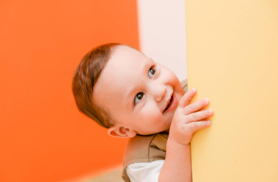 妈妈哪儿去了?培养宝宝对父母依赖感
