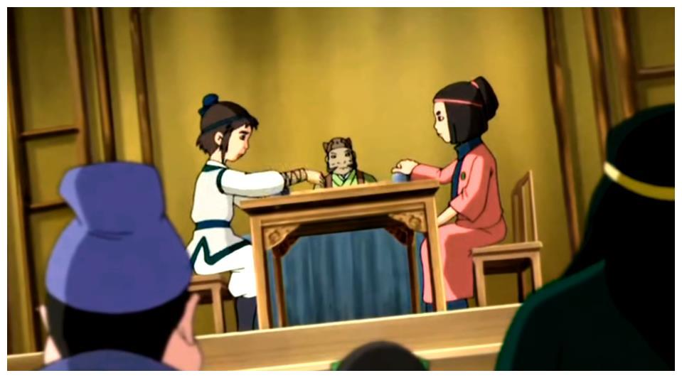 围棋少年:江流儿以半子胜过黑木,为何众人没有尊他为棋圣