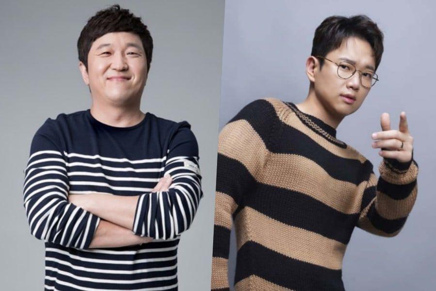 郑亨敦和张圣圭确定为新偶像问答节目《Quiz上的偶像》担任MC