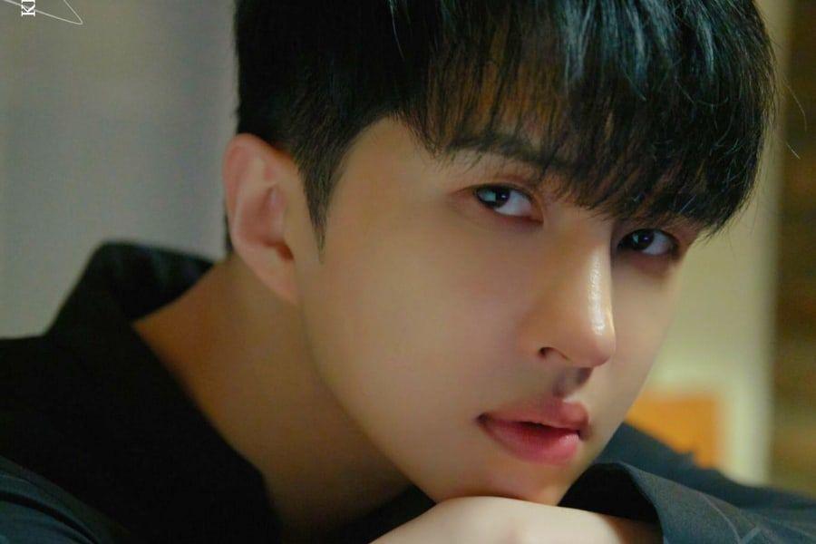 VIXX Ken李在焕公开入伍时间7月6日 发布手写信感谢粉丝