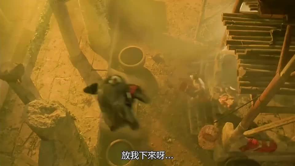 元彪护送天魔琴,却被人半路劫镖,林青霞来了个偷天换日