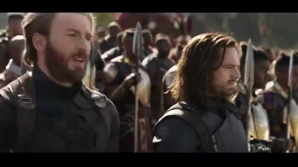 黑豹:瓦坎达全线集合,触发最强一站,堪比百团大战