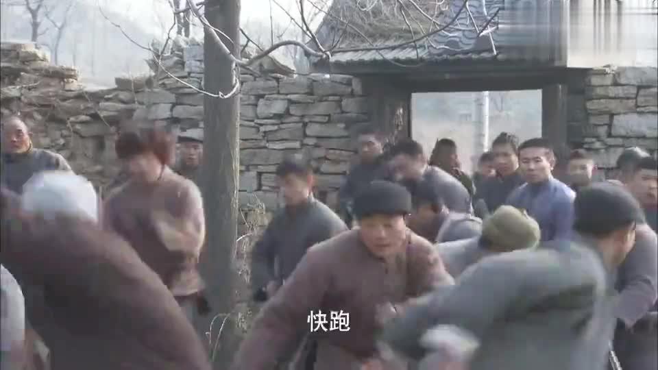 飞虎队:鲁汉誓死杀死假鲁汉,怎料做到如此地步,真是令人佩服!