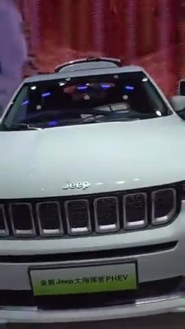 视频:吉普大指挥官