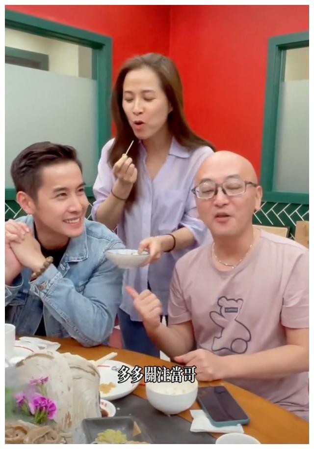 四大香港电影奸角聚首!一位开餐厅成亿万富豪,另外三位定居内地