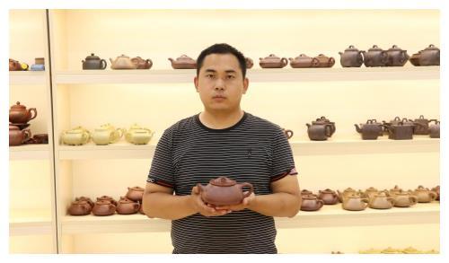 国家级紫砂工艺美术师邵亮 紫砂艺术塑造塑造匠人精神