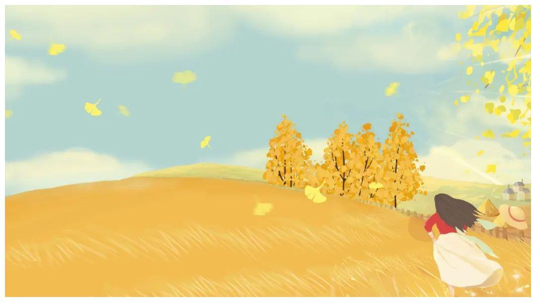 30个静美悠闲的秋天诗句,最适合今天分享到朋友圈