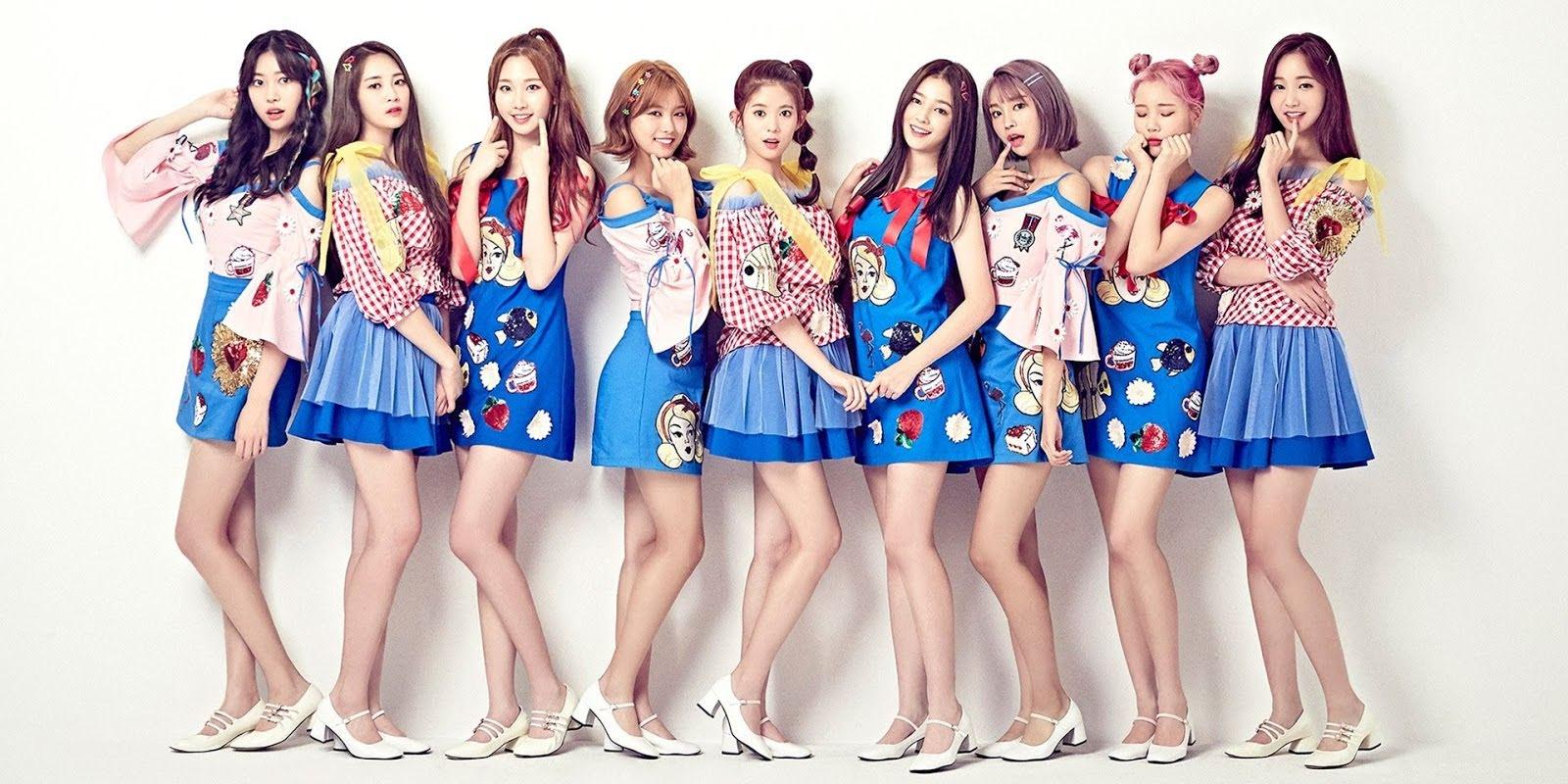 韩国女团身高差异排名 最高最矮的是谁 谁在170以上160以下