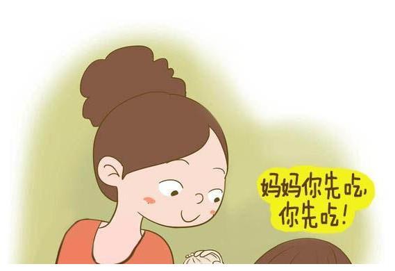 女儿为什么总和爸爸亲?原因让妈妈无法生气