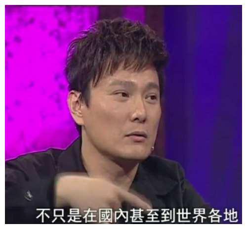 54岁只有过一段与歌迷的爱情,张信哲透漏不结婚原因,太让人心疼