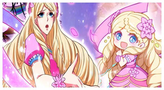 《叶罗丽》仙子的可爱模样,灵公主微笑暖心,Q萌冰公主好酷!