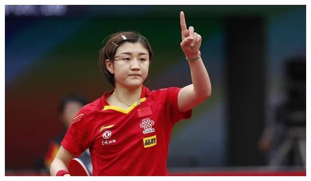 情理之外,意料之中,东京奥运会国乒女单人选呼之欲出