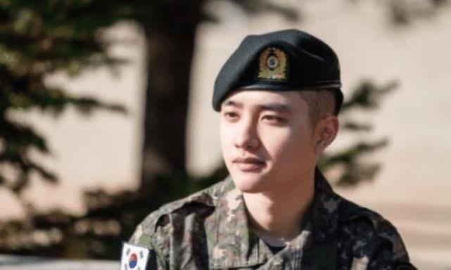 EXO都暻秀正式退伍,新电影上半年开拍,将搭档薛景求