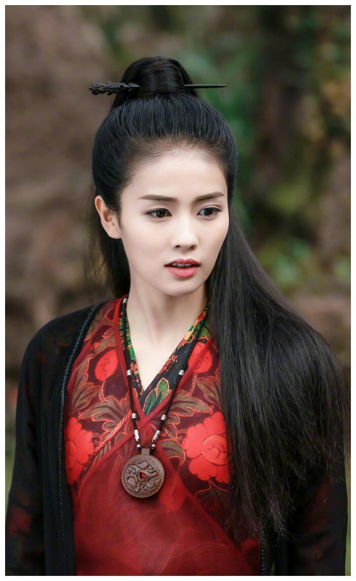 白鹿的路招摇,赵丽颖的周翡,刘亦菲的花木兰,刘涛的霓凰,谁美