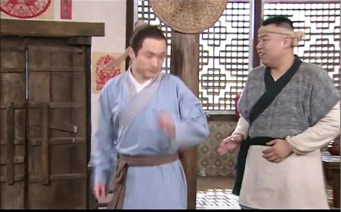 武林外传,大嘴:我以为无双很好哄,没成想让人家给哄了