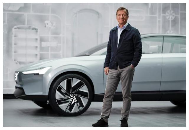 2022年投放 沃尔沃新纯电SUV概念车发布