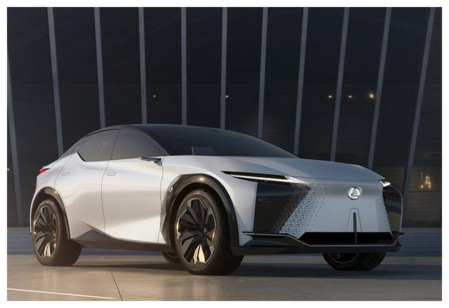 雷克萨斯LF-Z量产版新消息!零百加速或接近4秒,最快明年底推出