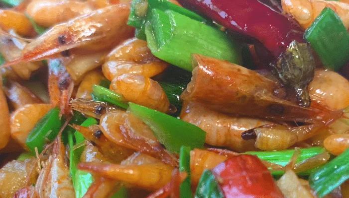蒜香小虾的好吃做法,烹饪简单,营养美味,不错的美味家常菜