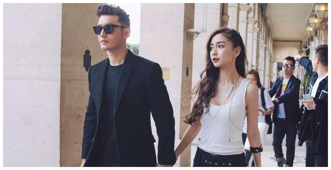 黄晓明和baby杨颖李菲儿是怎么回事 李菲儿为什么说不认识杨颖