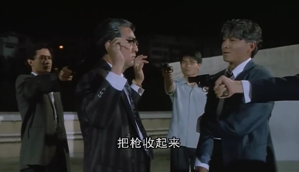 五亿探长雷洛传2:雷洛父子合谋,致颜回终于落到雷洛手中