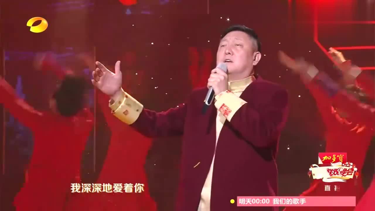 韩磊把这首歌唱到了极致,浑厚歌声爆发情绪,难以超越的经典!