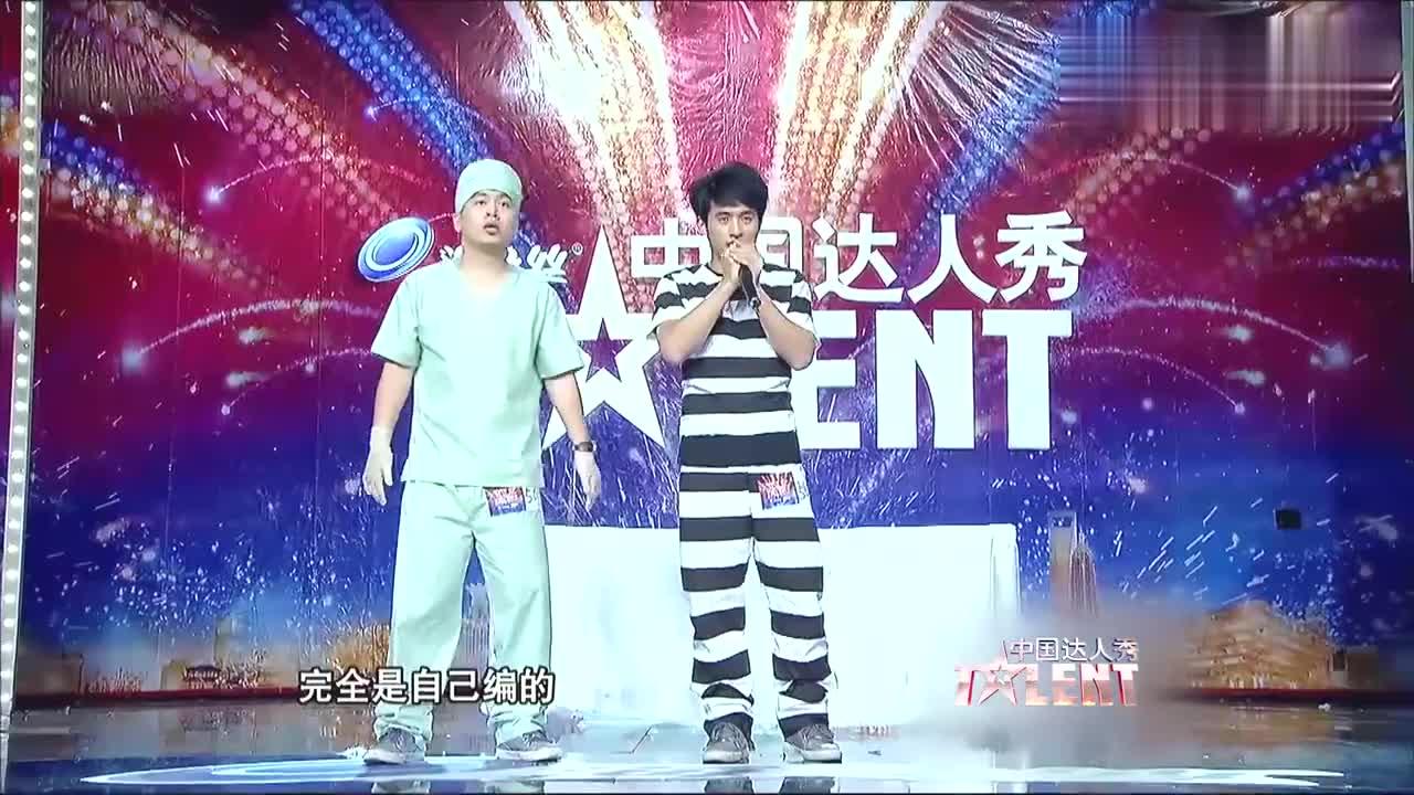 中国达人秀:福州师徒梦想创造独特街舞,创意舞蹈引人赞赏!