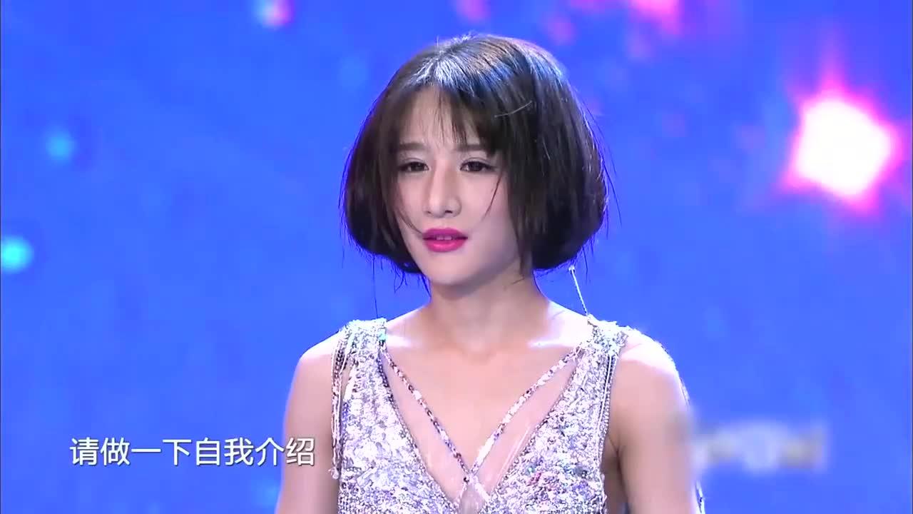 中国达人秀:21岁小伙反串热辣女郎,结局意想不到,刘烨:我的天