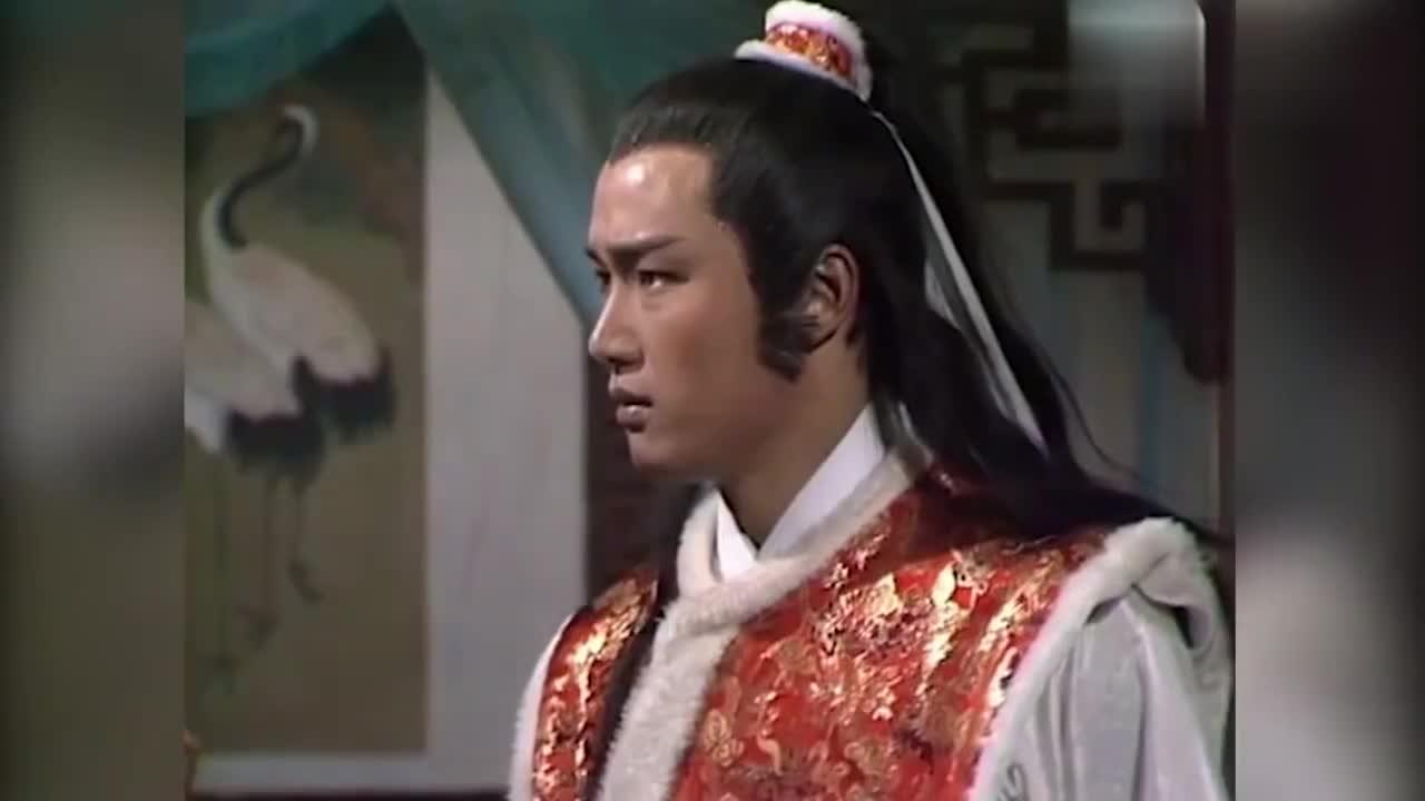 郭靖要杀完颜洪烈,却不想和杨康为敌,还真是有点傻