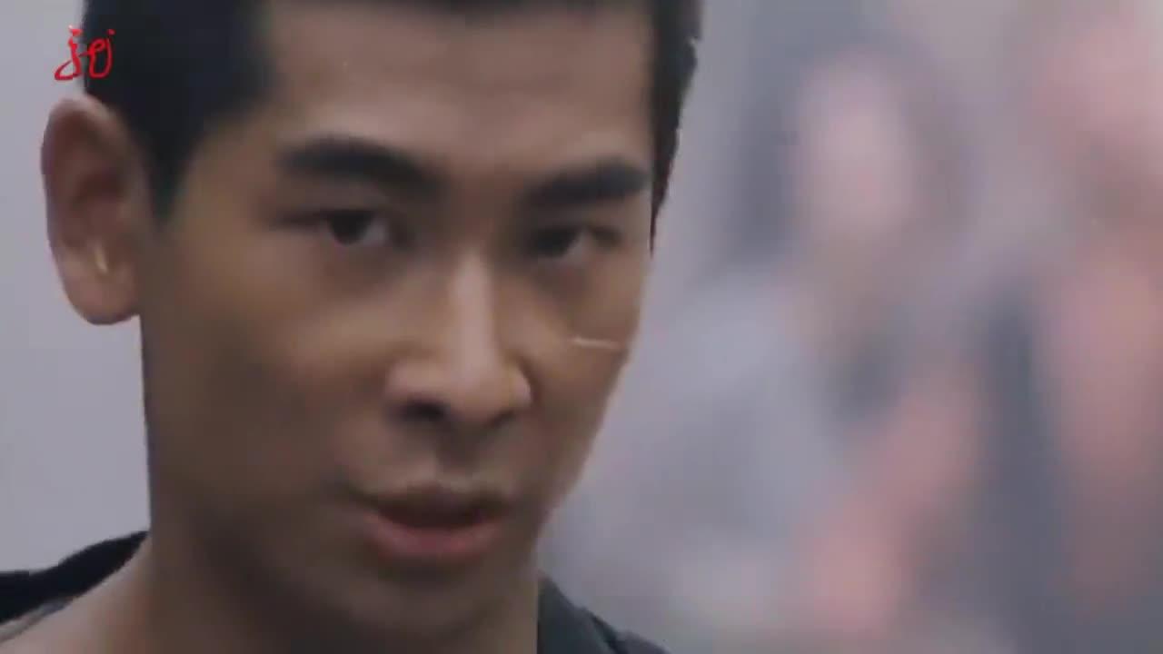 """内心战术就服赵文卓,""""你的刀法那么慢,怎么出来混饭吃呀""""!"""