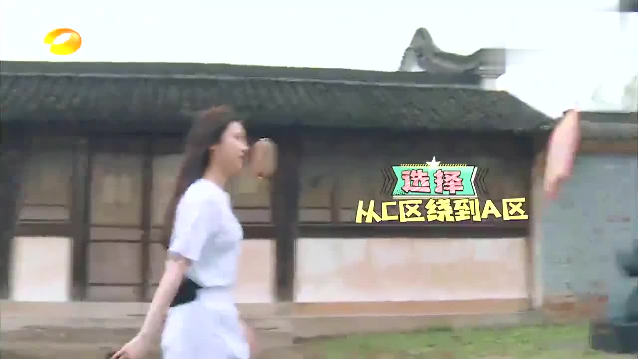 张慧雯刚复活大街上转悠,王耀庆:你是在挑战我吗,真是猪队友!
