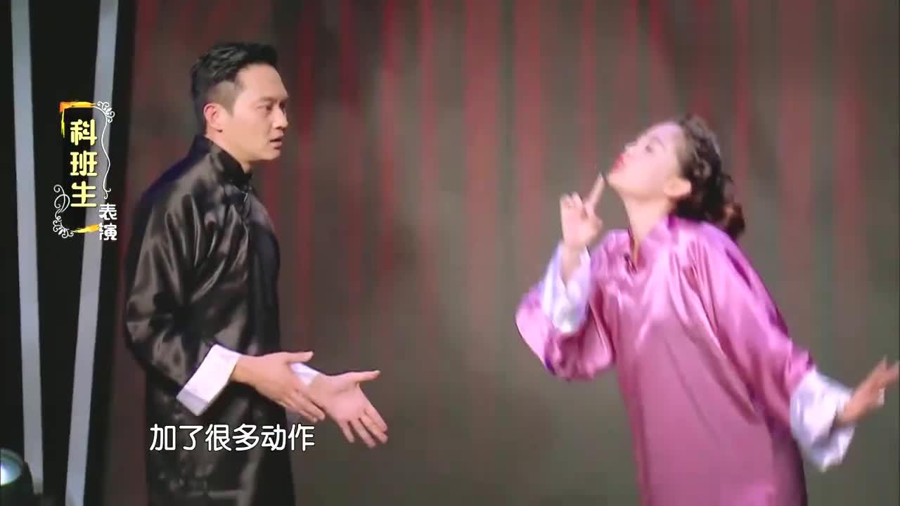 张智霖实力表演,一个动作就让人入戏,袁咏仪感动落泪!