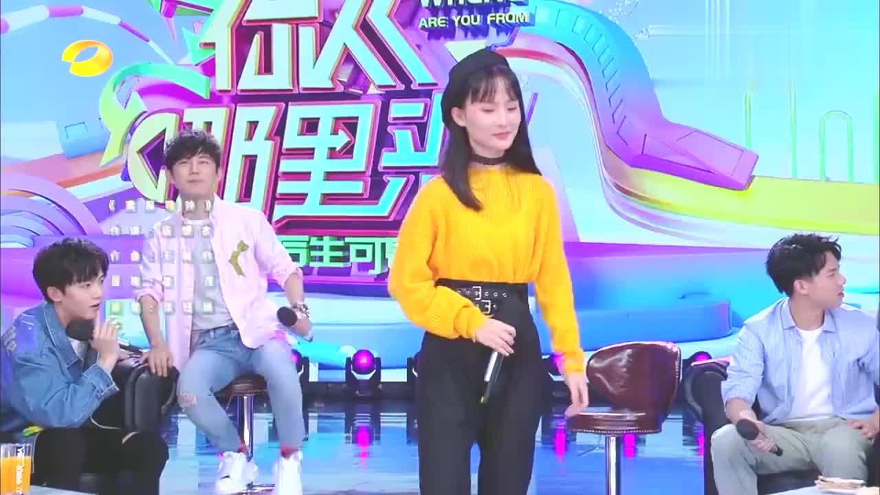 《明日之子》优秀学员张钰琪翻唱费玉清经典《南屏晚钟》惊艳全场