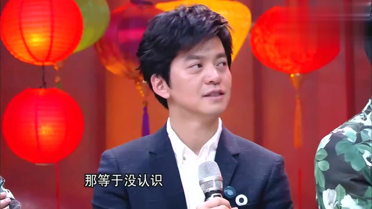 天天向上:李健调侃钱枫长得帅:尤其在晚上看他特别明显!