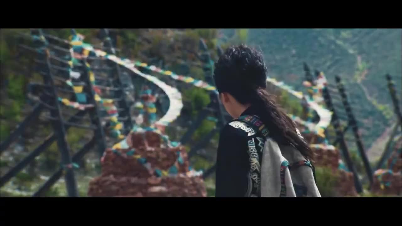 姑娘西藏旅游想搭顺风车,美人计失败后玩起了碰瓷