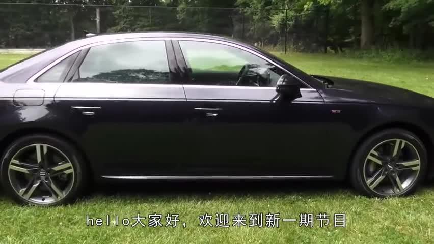 视频:颜值提升明显,改款奥迪A4值得等?