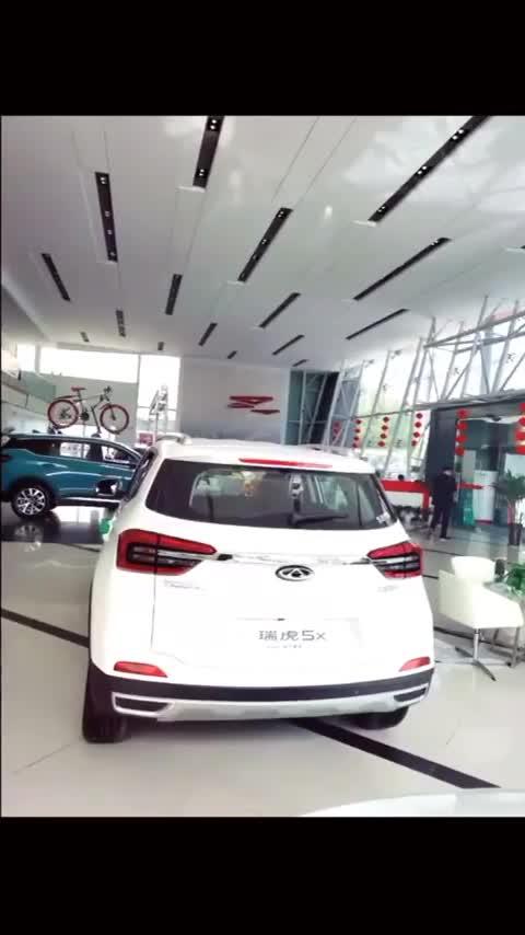 视频:瑞虎5X,超值好车,一好三值