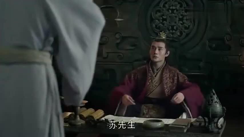 《琅琊榜》听到胡歌的要求,靖王呆住:感觉自己脑子不够用
