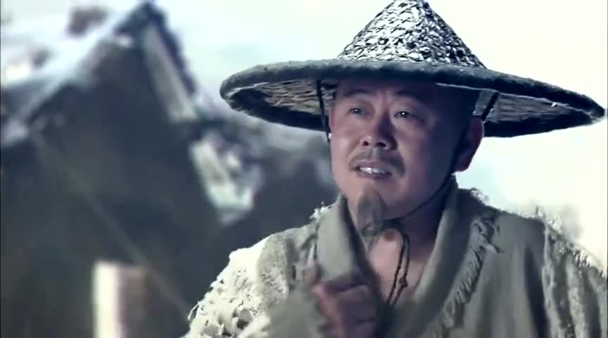 钟馗传说:潘长江见爱人安然无恙,嘴角上扬,满满的宠溺!