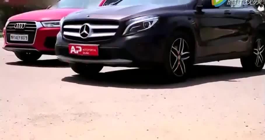 视频:奥迪Q3vs奔驰GLA豪华紧凑SUV大比拼