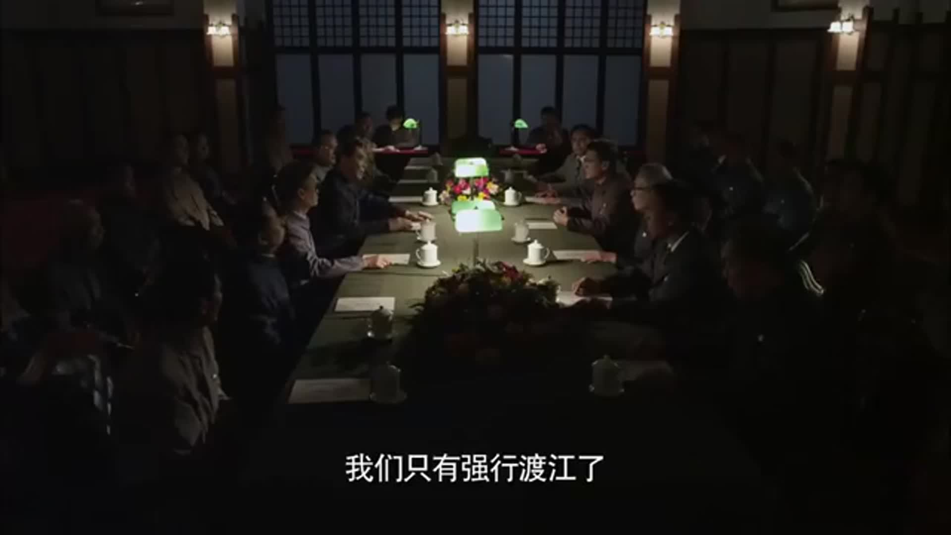 海棠依旧:国共和平谈判,周恩来态度坚决:不签字就强行渡江