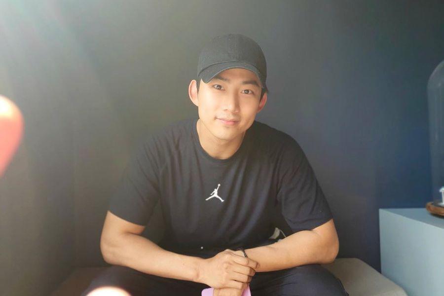 2PM玉泽演分享了关于最近恋情传闻爆料 INS承认恋爱