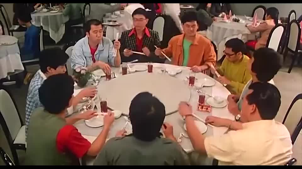 陈百祥带小弟装聋哑人,去饭店吃霸王餐,结果搞笑了