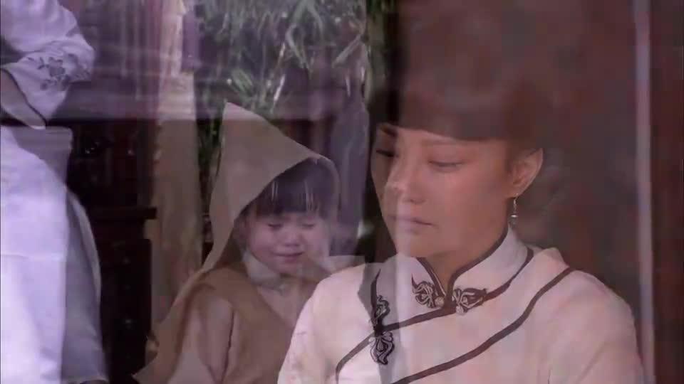 娘心:少爷为保护女儿而死,后妈竟和女儿说是她害死爸爸,歹毒