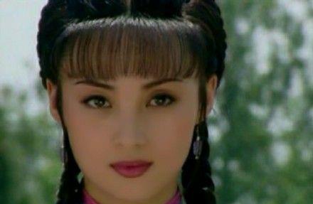 蒋勤勤的萧雨凤,陈红的汪子璇,陈德容的白吟霜,统统没她美