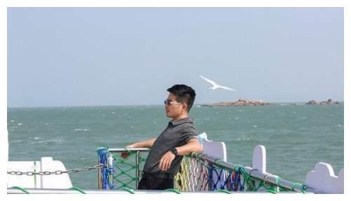 """""""海上游湄洲""""首航 360度体验莆田湄洲风光"""