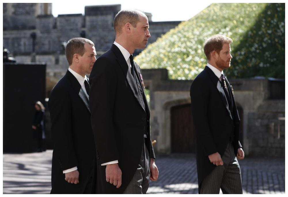威廉王子要求与哈里王子保持距离,查尔斯则迫切希望与儿子独处!