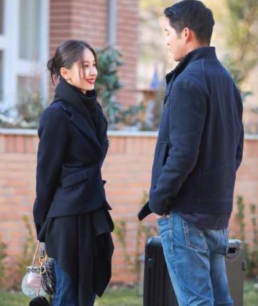 女演员王子文官宣与吴永恩恋情,相识某档节目,前绯闻男友送祝福