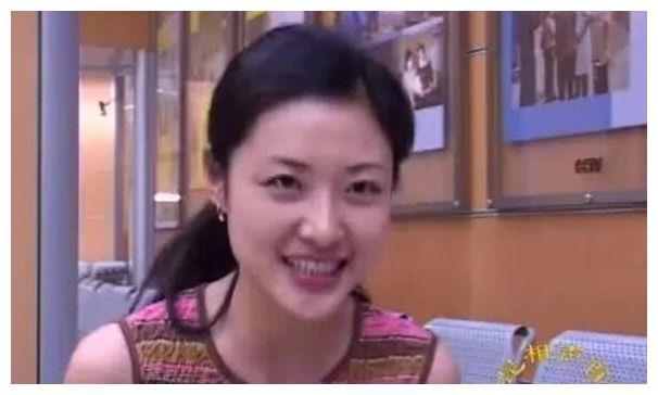 美女主持人周涛20岁素颜照片曝光,清纯少女太美